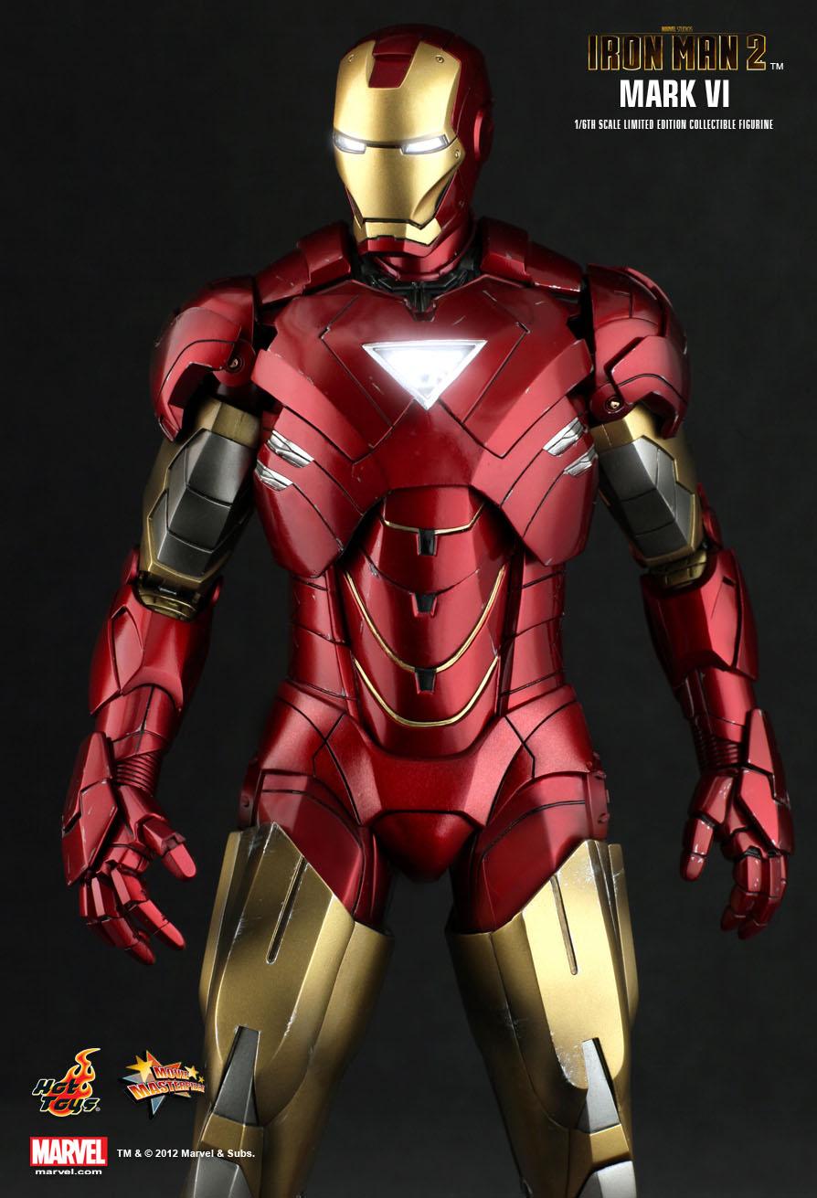 Iron Man 2 Iron Man Mark Vi