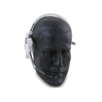 Casque de communication (Blanc)