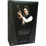 Han Solo Empty Box