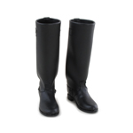 Leather Boots (Black)