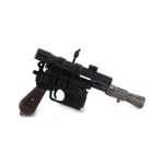 DL-44 Heavy Blaster Pistol (Black)