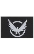The Darkzone Agent Patch Type A (Black)