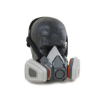 Gas Mask (Grey)