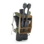Clais de portage roquettes RPzB Gr 4322