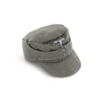 Casquette Md 43 Wehrmacht 2 boutons (Feldgrau)