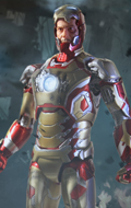 Iron Man 3 - Mark XLII Die Cast
