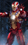 Iron Man 3 - Mark XVII Heartbreaker Die Cast