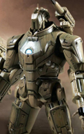 Iron Man 2 - Ground Assault Drone Die Cast