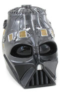 Darth Vader Mask (Grey)