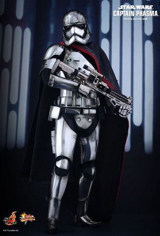 Star Wars : The Force Awakens - Captain Phasma