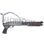 Shotgun w/ neck rope