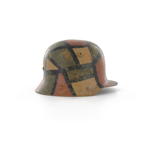 Worn Diecast M1916 Helmet Type 5 (Turtle)