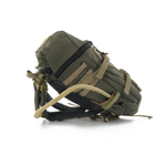 RG 3D Assault Pack With Fabric Tube