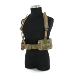 MOLLE suspenders belt