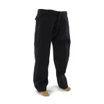 Suit Trousers Large Size (Black)