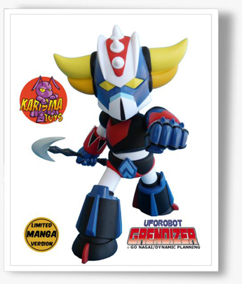 Grendizer Baby SD (Manga Version)