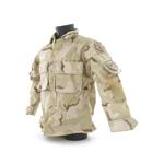 DCU desert camo jacket