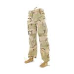 Pantalon DCU camouflage trois couleurs