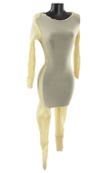 Female Protection Suit (Beige)