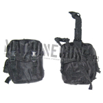 Gas mask pouch (large size)