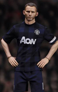 Manchester United - Ryan Giggs (Away Kit 2013-14)
