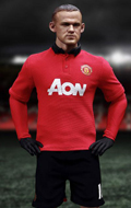Manchester United - Wayne Rooney (ACGGZ Exclusive)