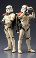 Star Wars - Sandtrooper Squad Leader Two Pack