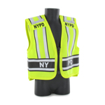 Police Reflective Vest (Yellow)