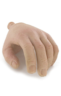 Large Size Asian Male Left Hand (Type A)