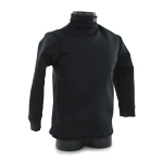 NYPD Turtle Neck Sweater (Black)