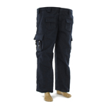 Large Size New York Police Pants (Blue)