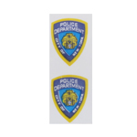 New York Police Department Patches