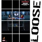 Iron Man 3 - Workshop Accessories Set