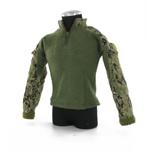 DIGI2 AOR2 Woodland Gen2 AC Combat Shirt Navy Cut