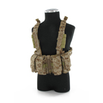 DIGI2 AOR1 Desert 1961K 7.62MM Load Bearing Chest Rig