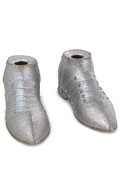 Amored Shoes (Silver)