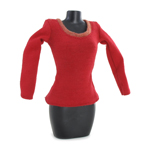 Pull Femme (Rouge)