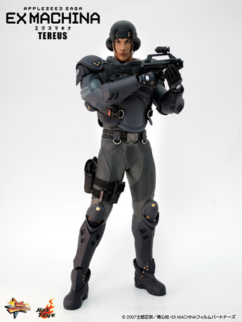 Appleseed Ex Machina - Tereus