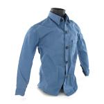 Poplin Shirt (Blue)
