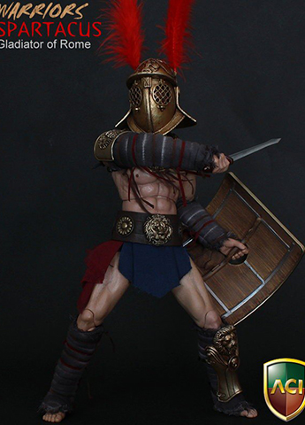 Gladiator of Rome - Spartacus