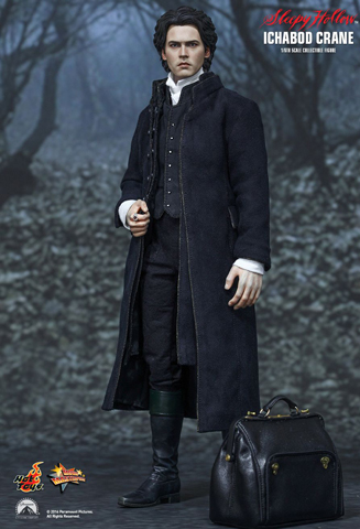 Sleepy Hollow - Ichabod Crane