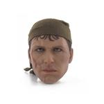 Headsculpt Sergeant Barnes