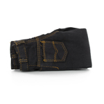 Jeans denim slim noir