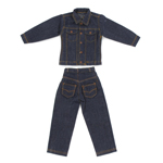 Set vêtements civils en jeans