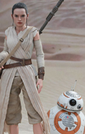 Star Wars : The Force Awakens - Rey & BB-8 Pack