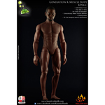 Corps Generation K Muscle homme africain