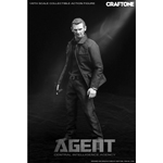 figurine Agent - Central Intelligence Agency
