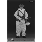 Set Winter Soviet Soldier Suit
