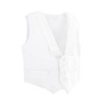 Waistcoat (White)