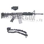 M4 black w/ sling